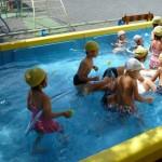 プールを楽しもう!!