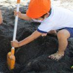 砂場あそびを楽しもう!!